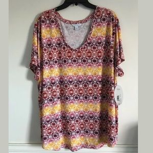 e9217121ba94bb jcpenney. Womens Boutique 3X Shirt Top New NWT R5 Plus Size
